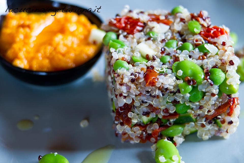 Insalatina di quinoa