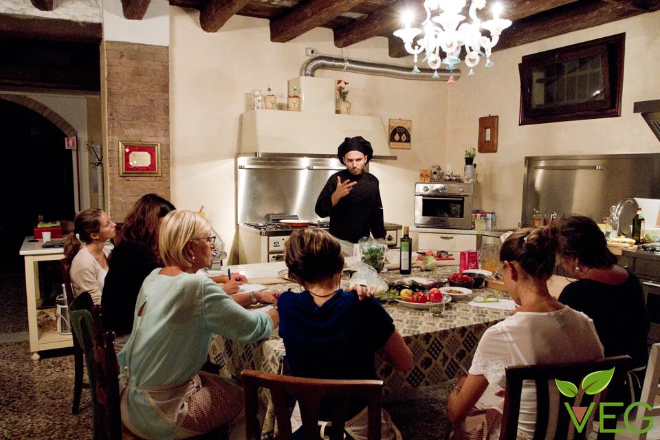 Corso pratico di cucina vegetariana