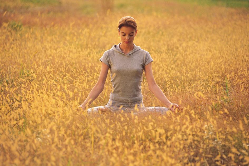meditazione e alimentazione