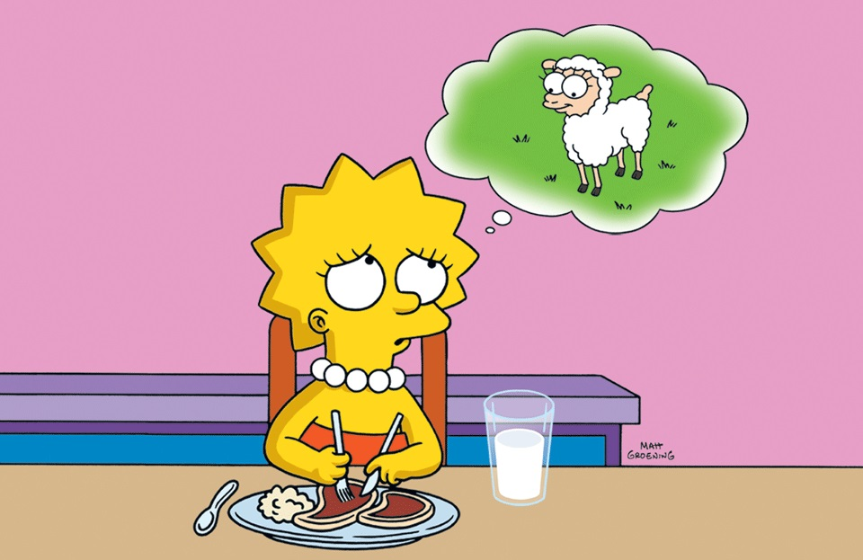 lisa-simpson-vegetarian21