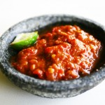 ricetta salsa sambal (sambal oelek)