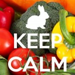 diventare vegetariani keep calm