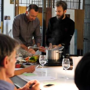 Corso di cucina vegana a Padova, settembre 2015