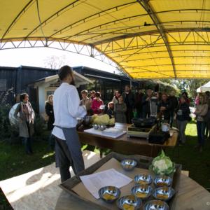 corso di cucina vegana a Trieste