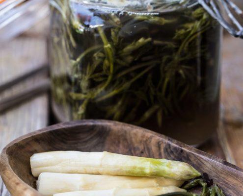 Asparagi fermentati