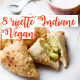 ricette indiane vegan - menù indiano