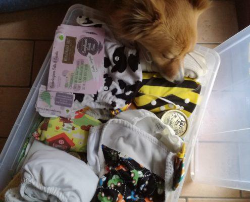 Kit prova pannolini lavabili