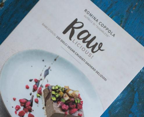 Recensione di Rawlicious di Romina Coppola