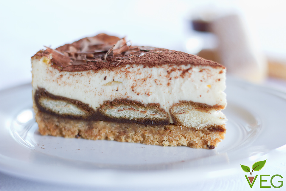 Cheesecake vegan con tofu - Tofu cake