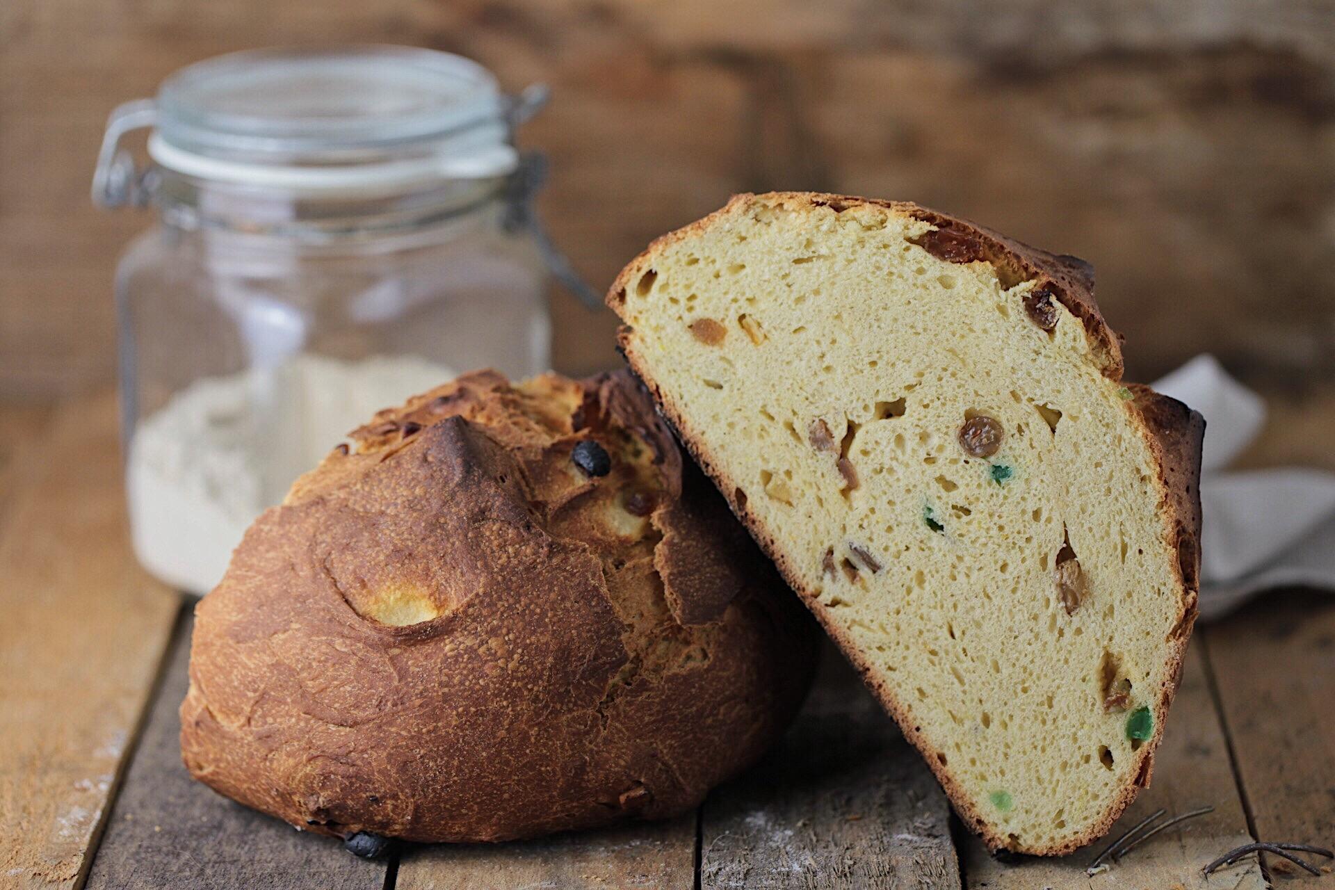 Un pane dolce di Natale ottimo per questo periodo di feste